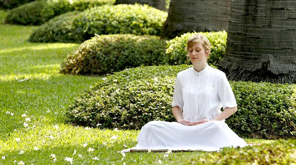 Meditácie Bali