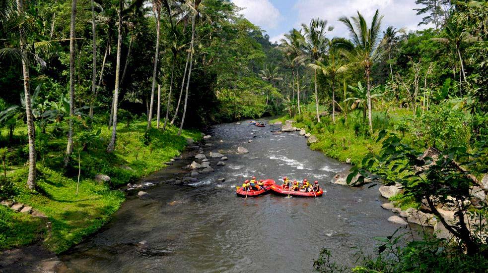 Rafting Na Bali