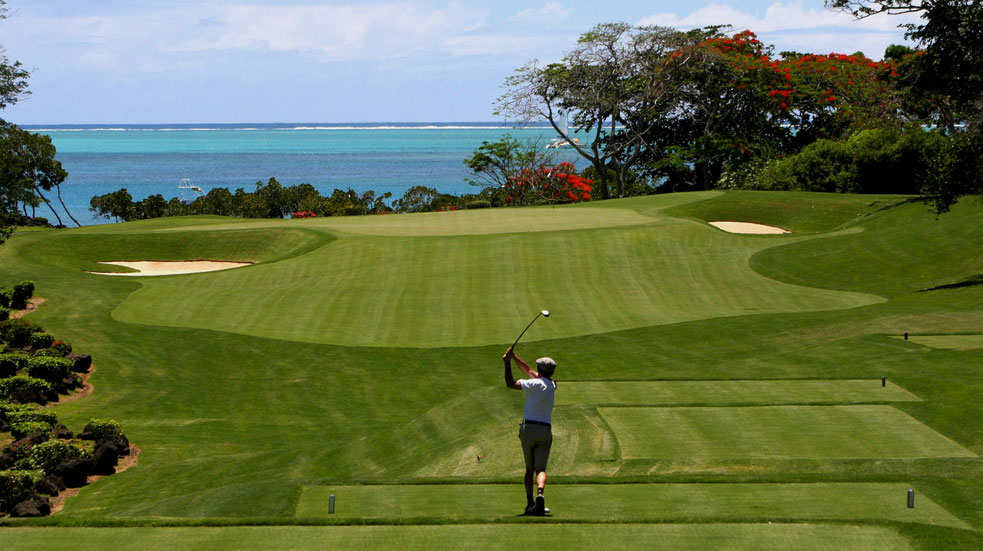 Golf na Bali