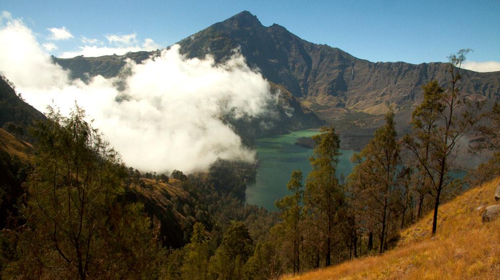 Ostrov Lombok