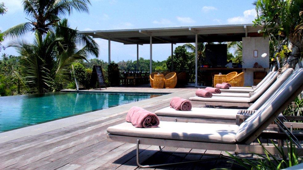 Ubytovanie Na Bali