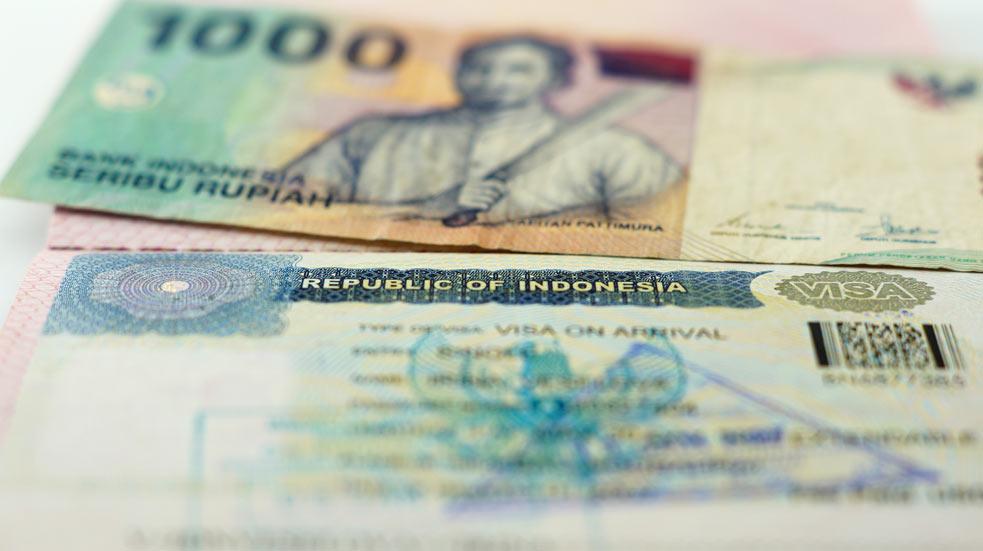 víza indonézia