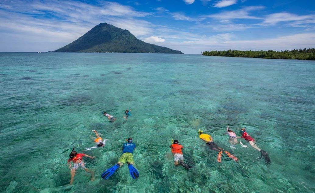 Podmořský svět Sulawesi
