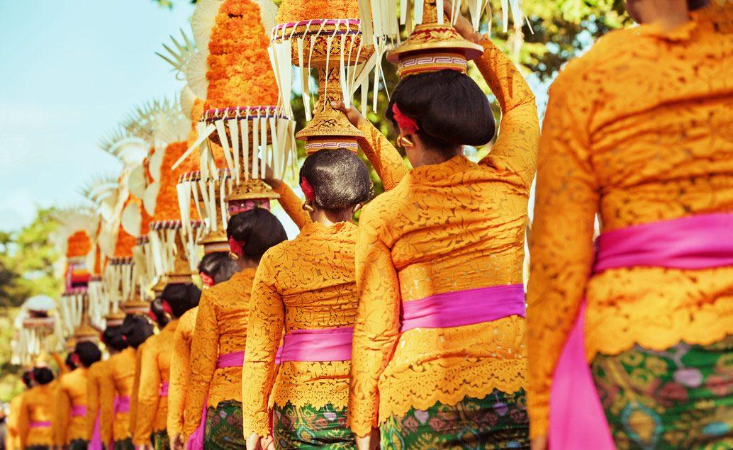 Bali, sopky Jávy a orangutani na Sumatre