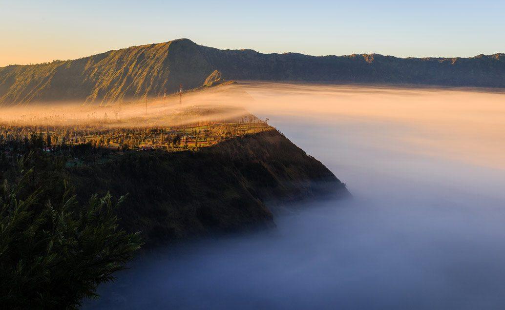 Majestátna sopka Bromo
