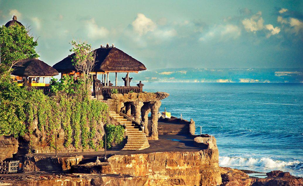 Krásy Indonézie - kúzlo Bali, sopky Jávy a Komodo